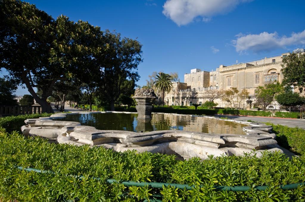 Argotti Gardens, GhanaFest, Malta