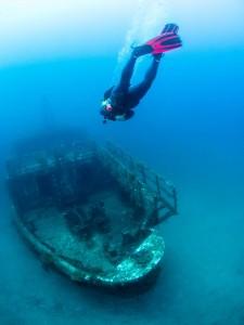 Diving, la top 40 di Air Malta