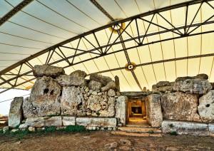 Tempio di Mnajdra, la top 40 di Air Malta