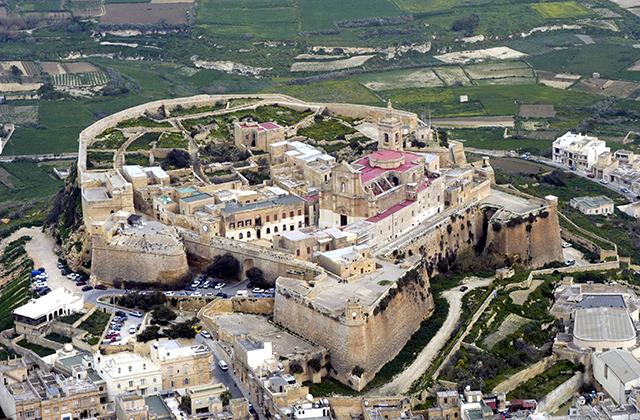 prigione di Gozo, Cittadella
