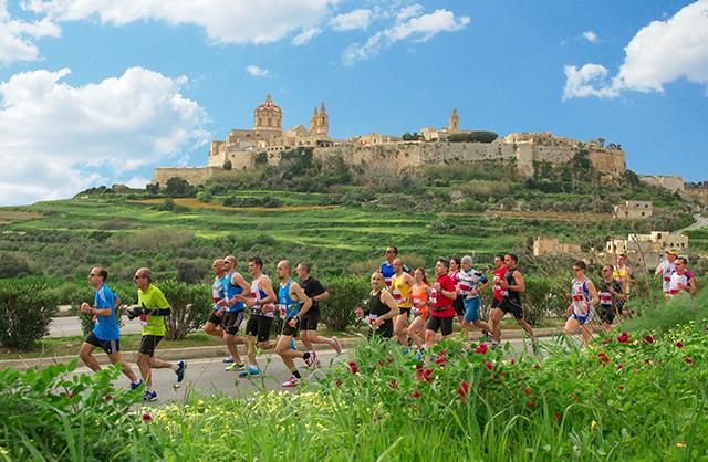 Alleniamoci per la Vodafone Malta Marathon 2015!