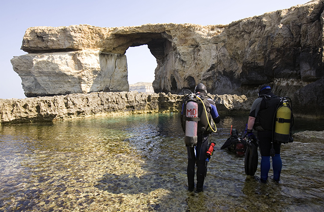 Immersioni a Malta, un tuffo nelle profondità del Mediterraneo