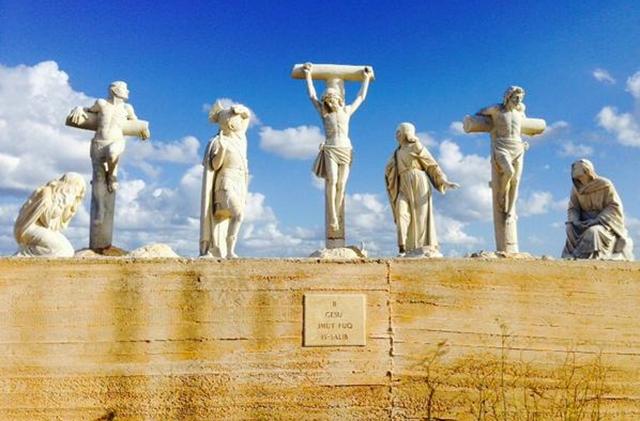 percorsi religiosi, Malta