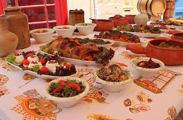 A Mdina per il Malta International Food Festival