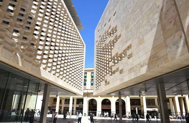 Parlamento di Malta
