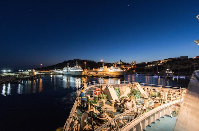 nuovi collegamenti, Malta
