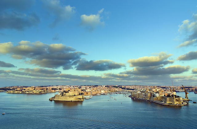 Malta sale sul podio della classifica del New York Times