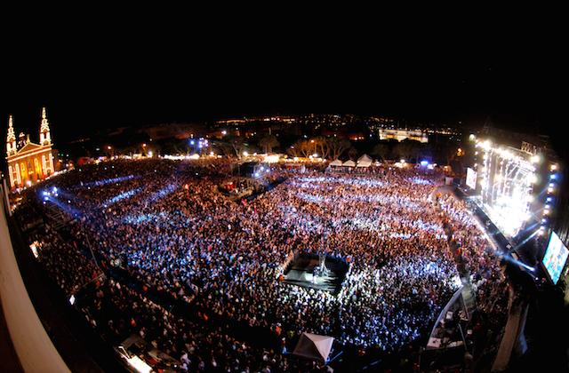 I grandi eventi a Malta del 2015