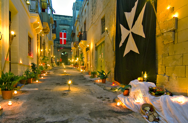Birgufest, tutto il fascino di Malta in un week end