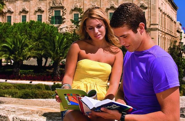 inglese a Malta
