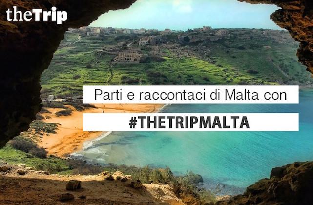 #TheTripMalta, Malta cerca travel blogger