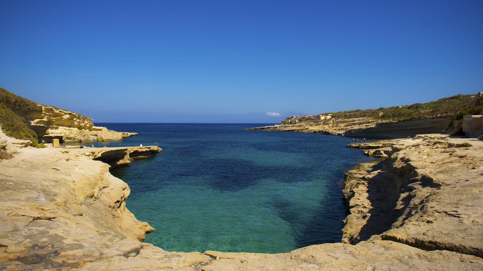 Alla scoperta delle spiagge di Malta meno conosciute