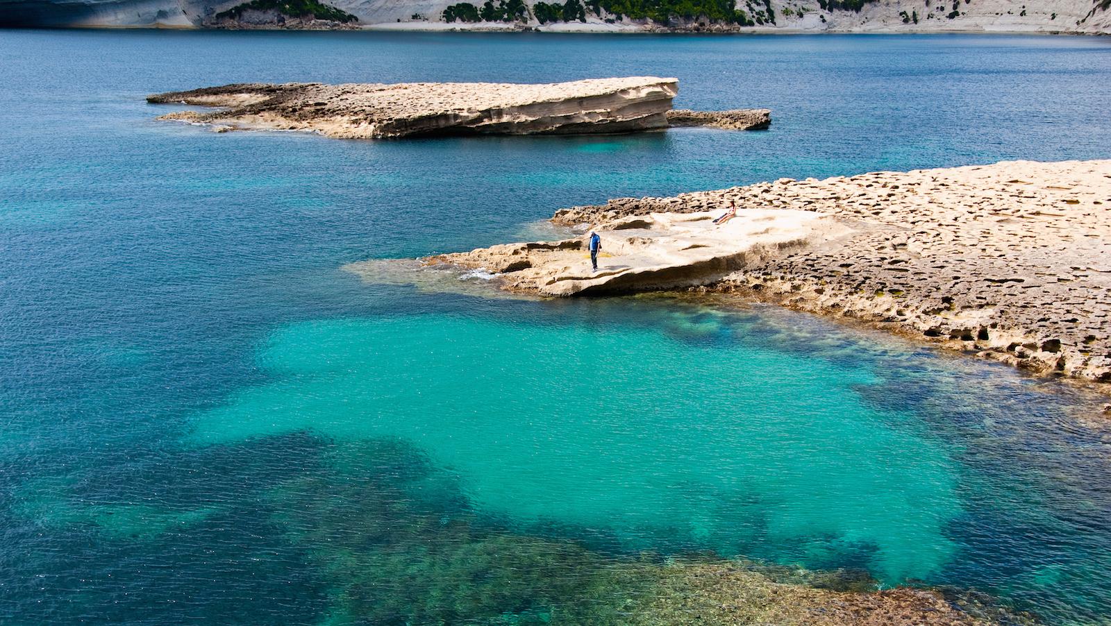 Il mare di Malta, una meraviglia cristallina