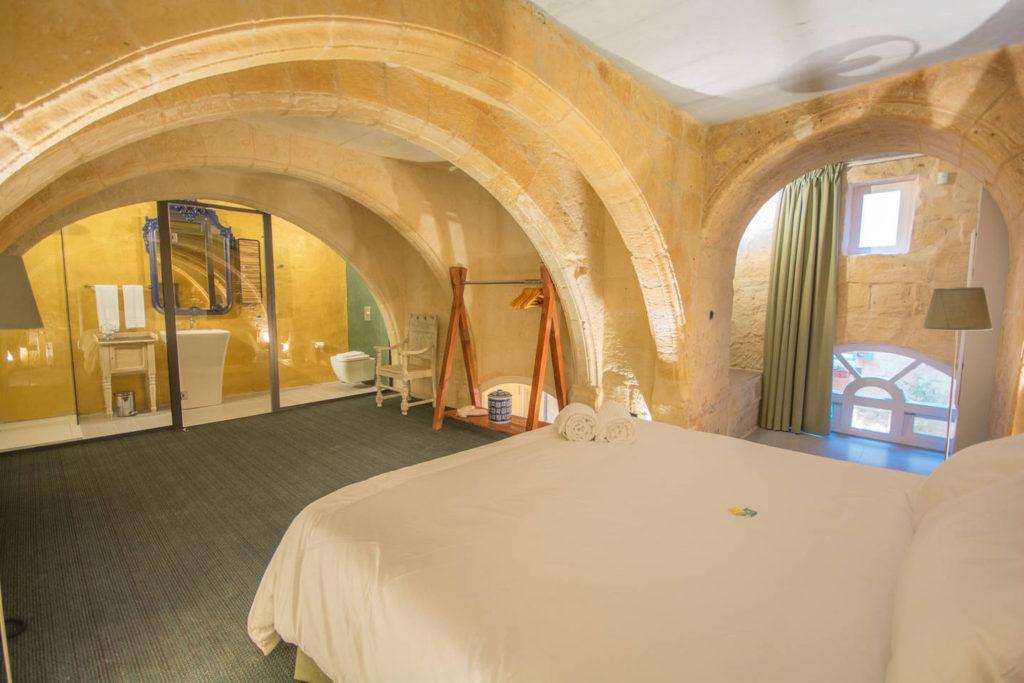 trabuxu hotel living valletta