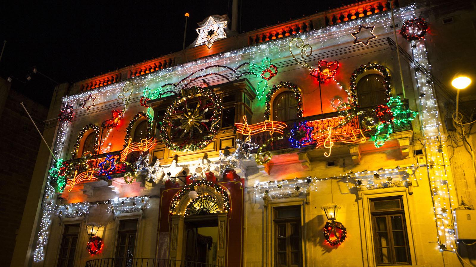 Natale a Malta