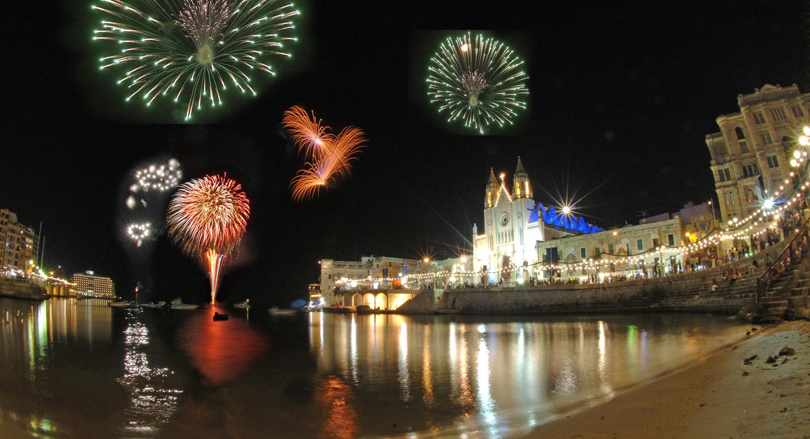 Capodanno a Malta, relax e divertimento