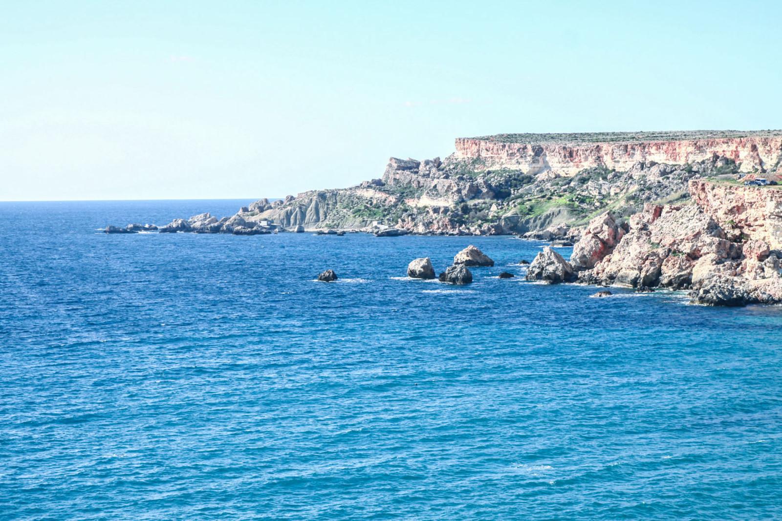 Golden Bay e Għajn Tuffieħa