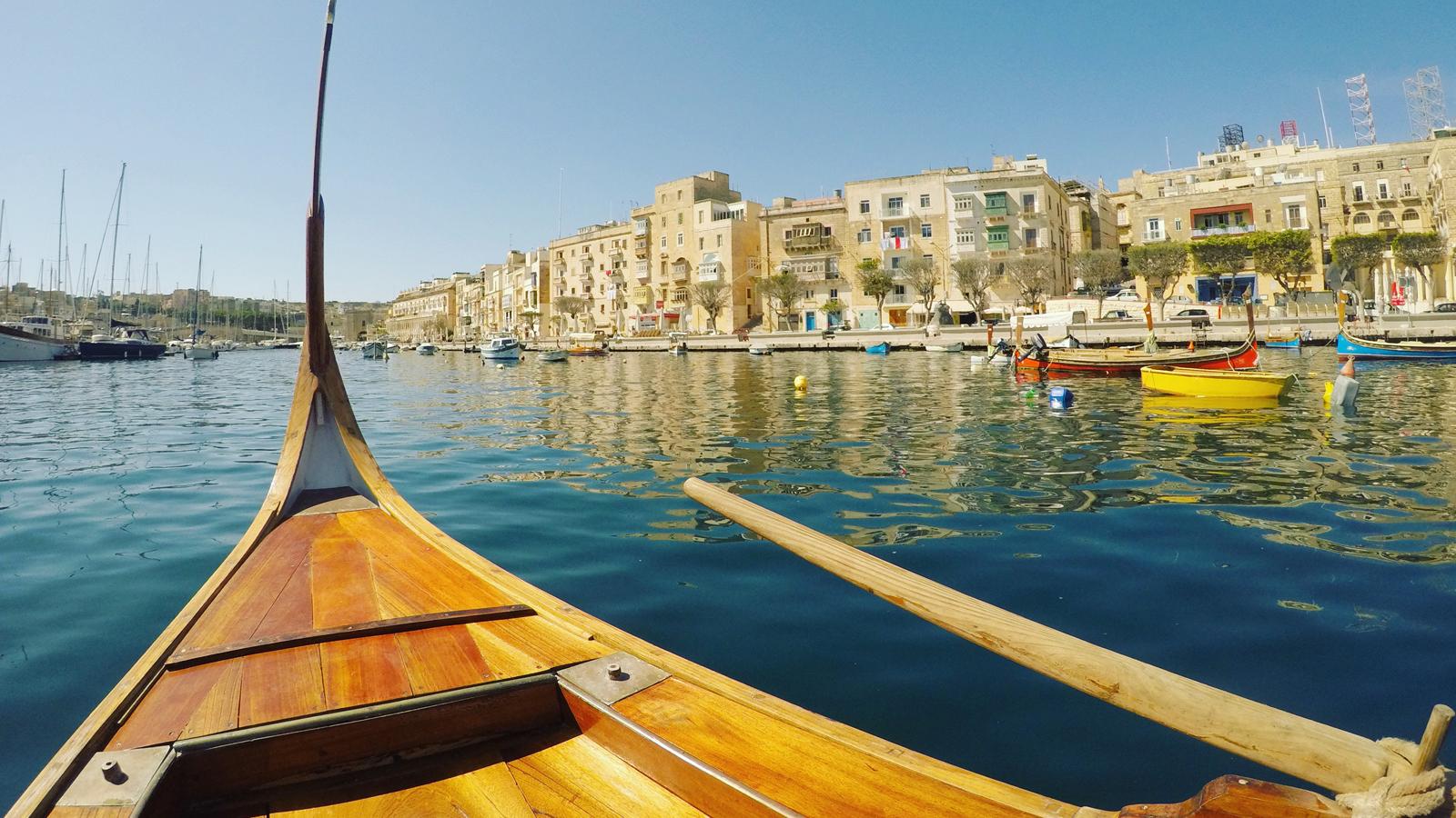 Il fascino maltese dell'antica Birgu