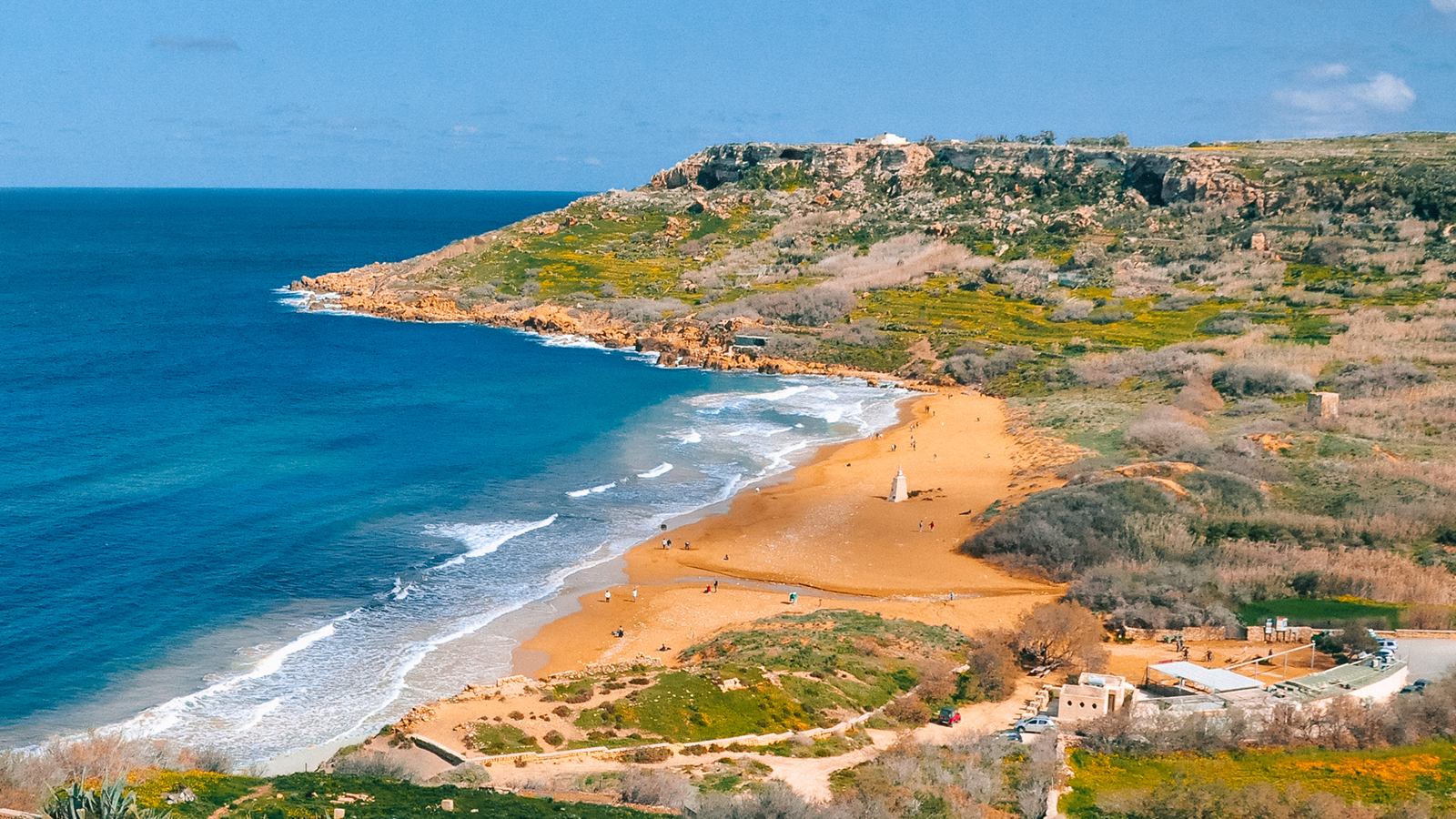 L'isola di Gozo, un'estate dai ritmi lenti