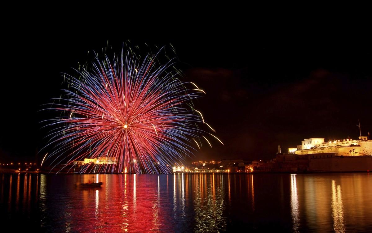 Fireworks Festival Malta