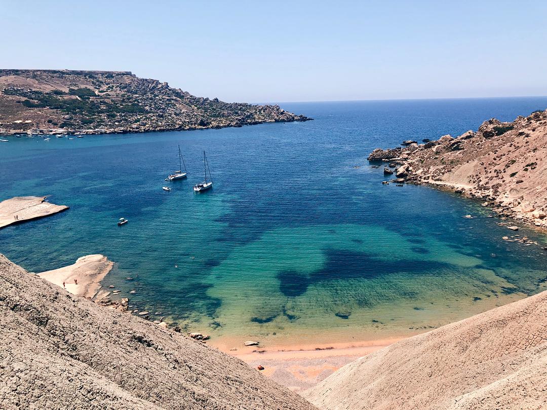 Spiagge pulite, le tartarughe caretta caretta scelgono Malta