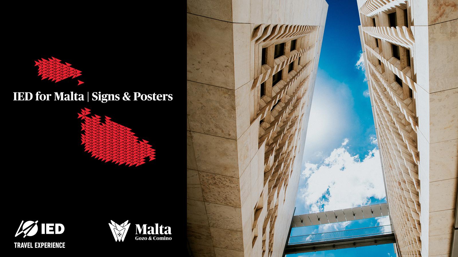 IED e Malta Tourism Authority insieme alla (ri)scoperta di Malta
