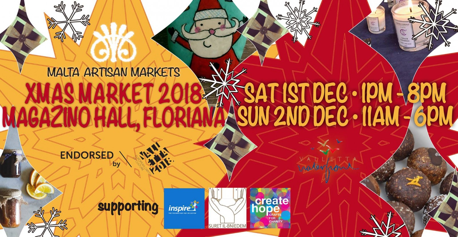 Malta Artisan Markets 2018