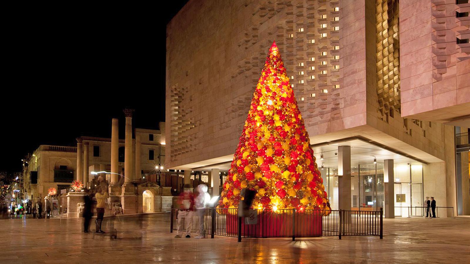 Natale a Malta, inizia la festa più attesa dell'anno