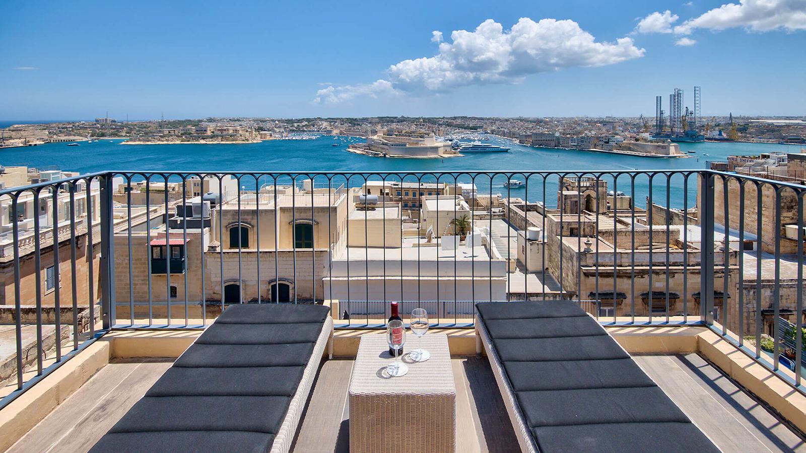 Penthouse-Spa-Malta