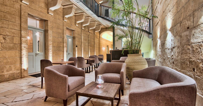 Penthouse-reception Malta