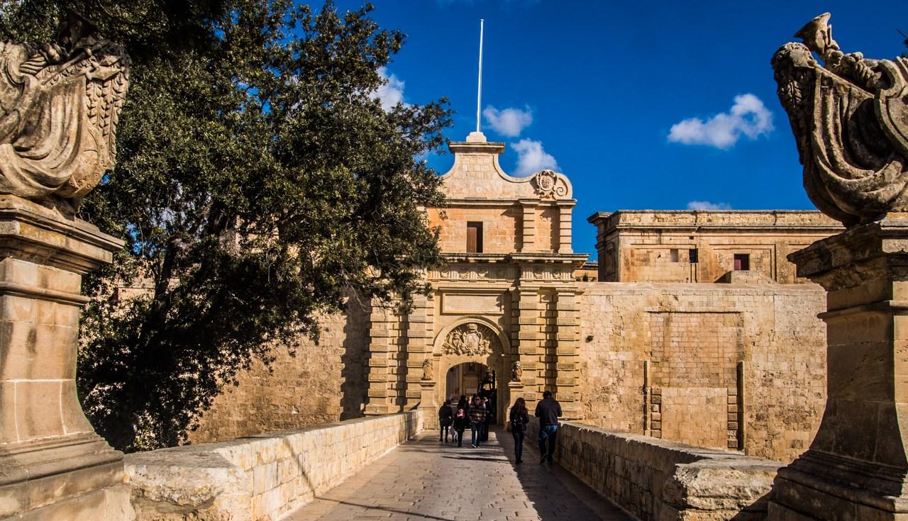 Approdo del re Malta
