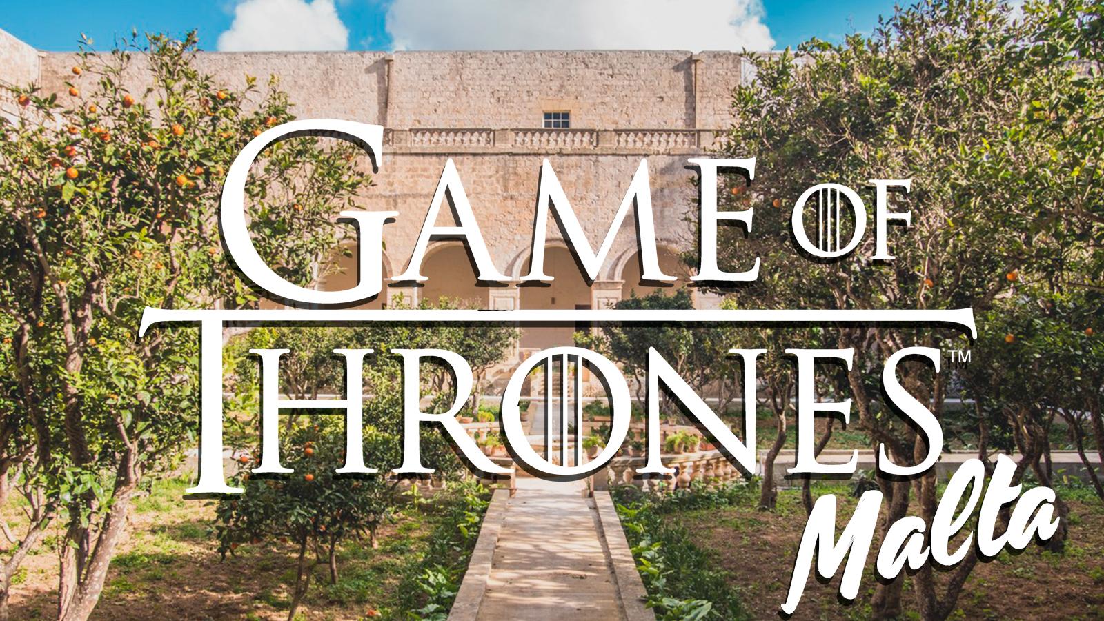 Il Trono di Spade, tutte le location da scoprire a Malta