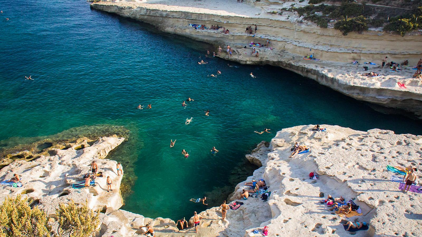 A Malta l'estate arriva in anticipo!