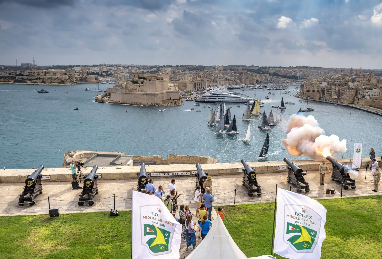 Rolex-Middle-Sea 2019-Malta