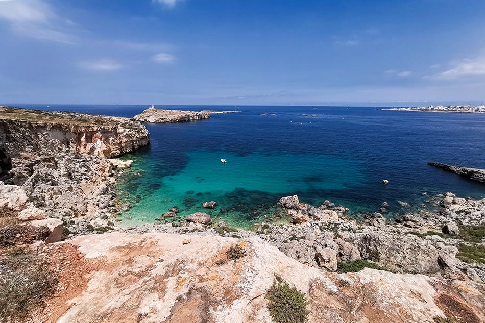Trekking Malta Isole San Paolo