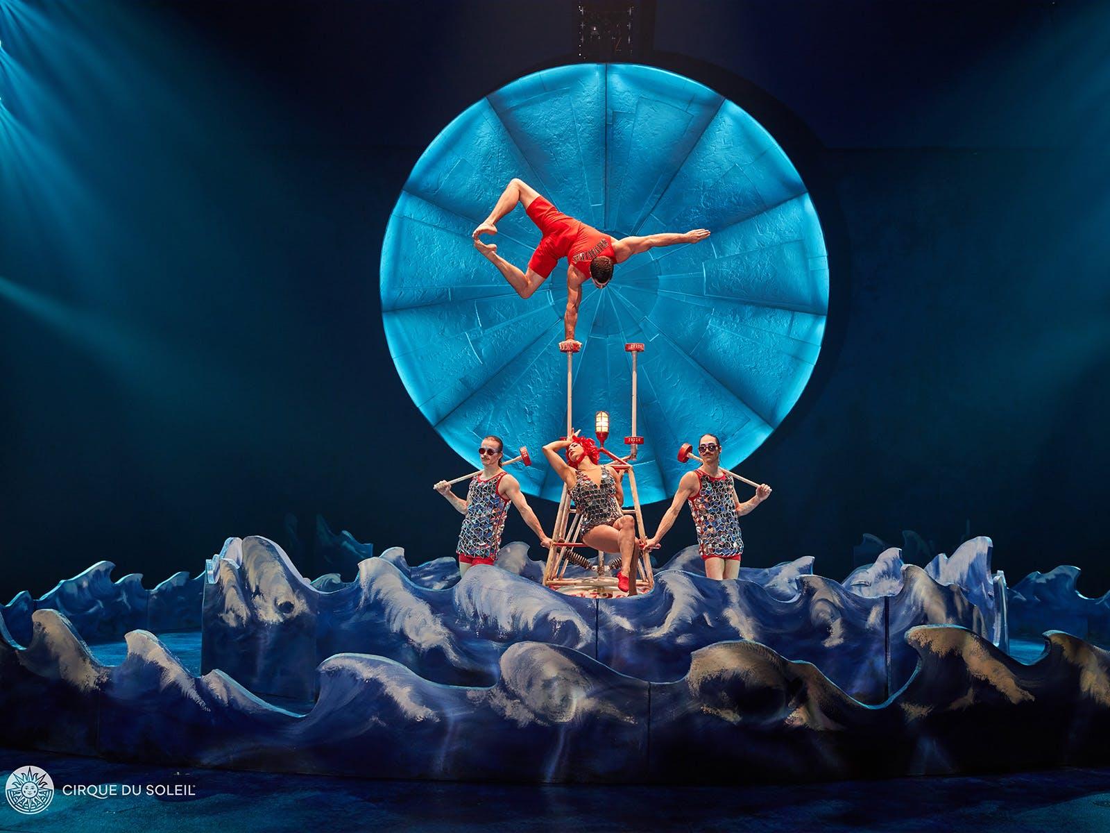 cirque du soleil malta