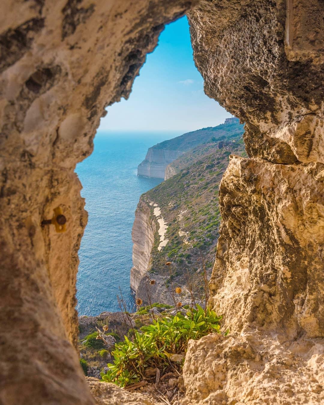 Dingli Cliff Malta