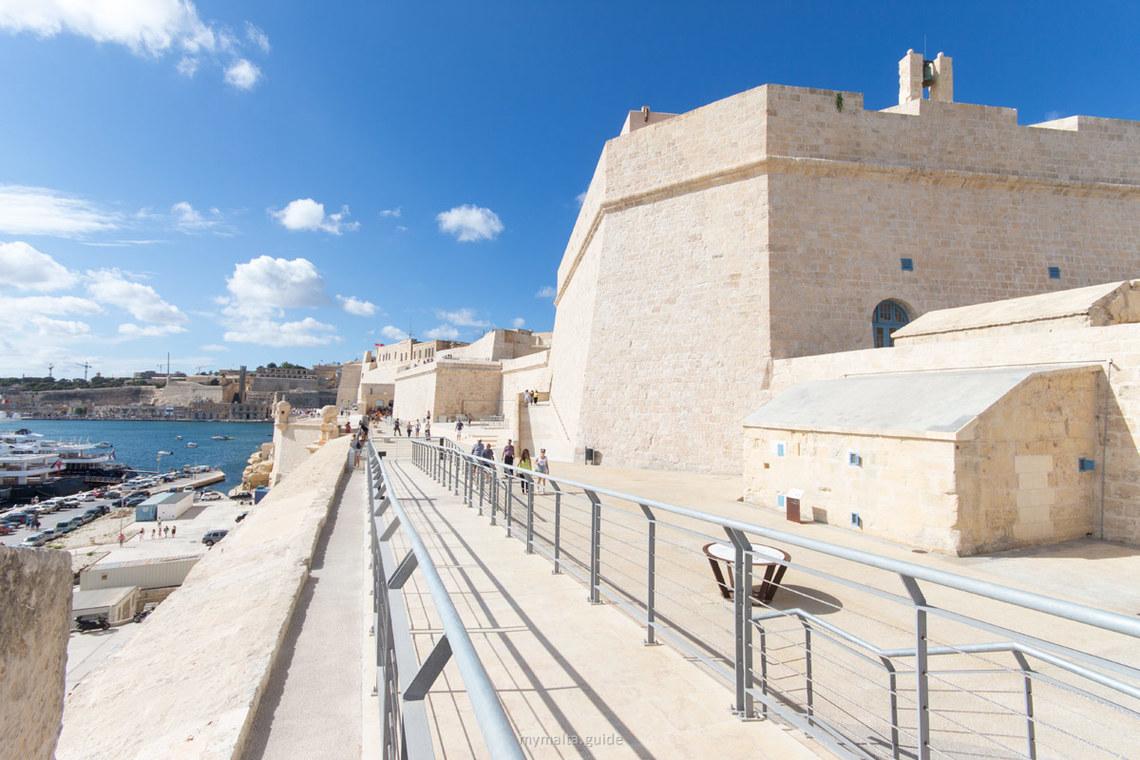 fort saint angelo Malta