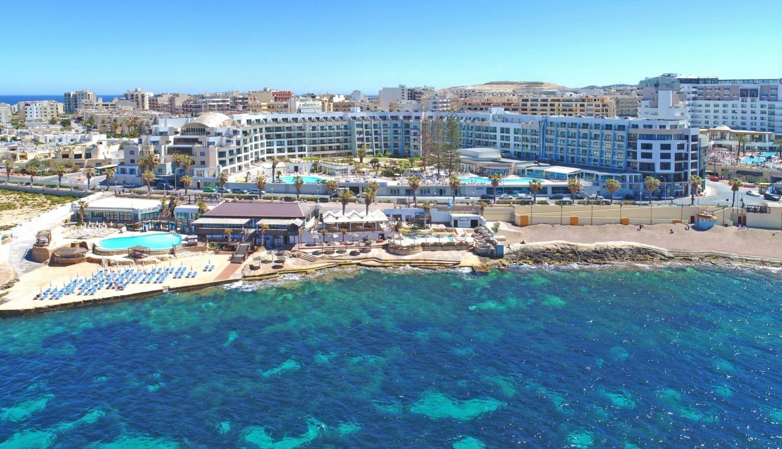 Hotel in riva al mare? A Malta c'è l'imbarazzo della scelta!