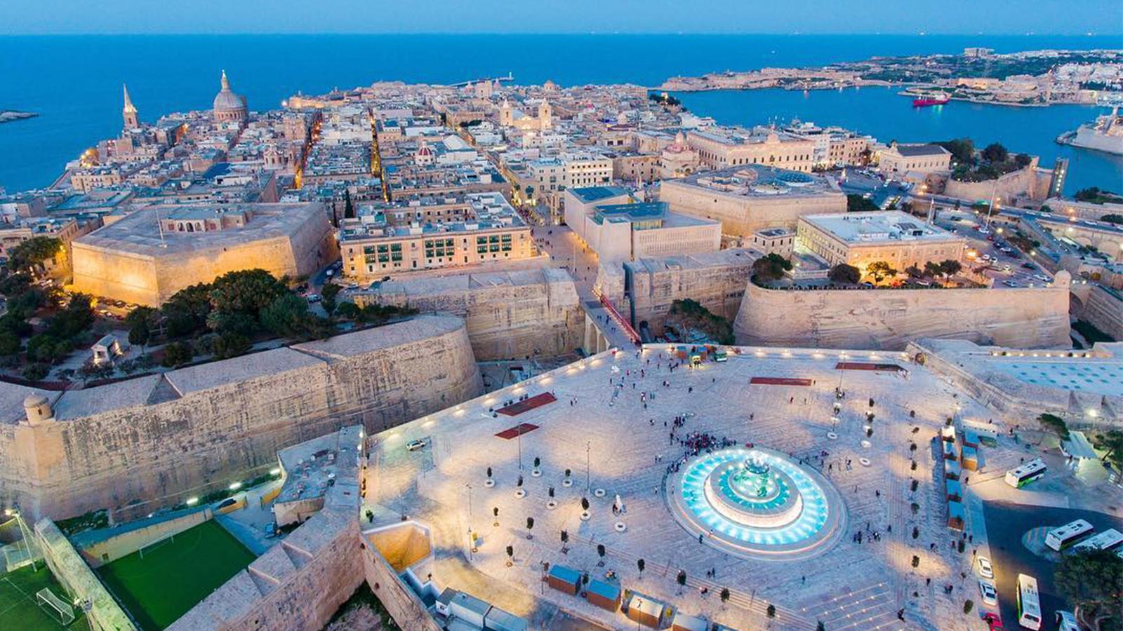 La Valletta o Valletta? Vi sveliamo il nome corretto della capitale di Malta