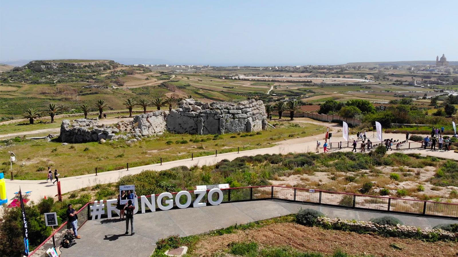 Corri la tua Gozo Half Marathon virtuale!