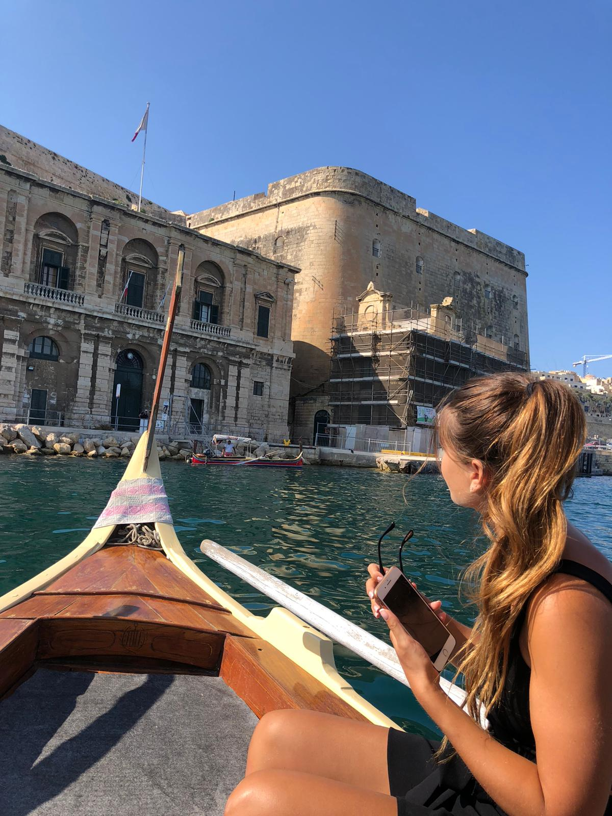 Emma Muscat a Malta