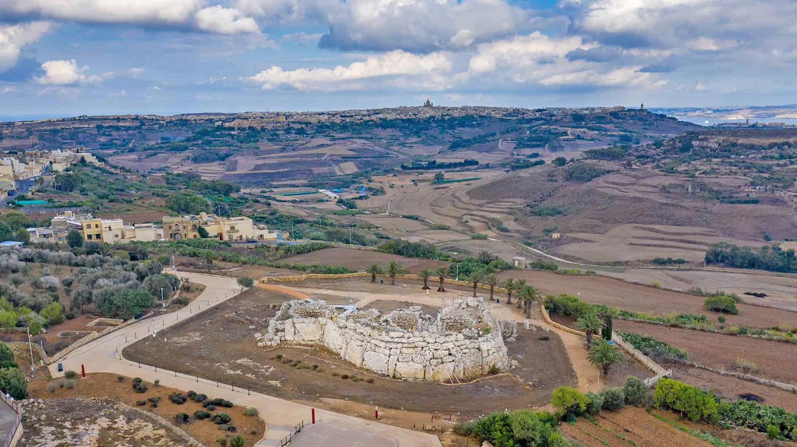 Ggantija templi Malta