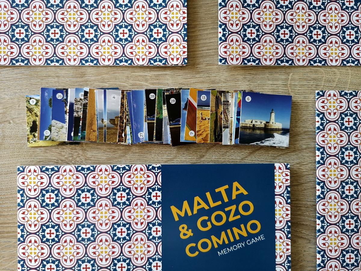 Memory Game Malta