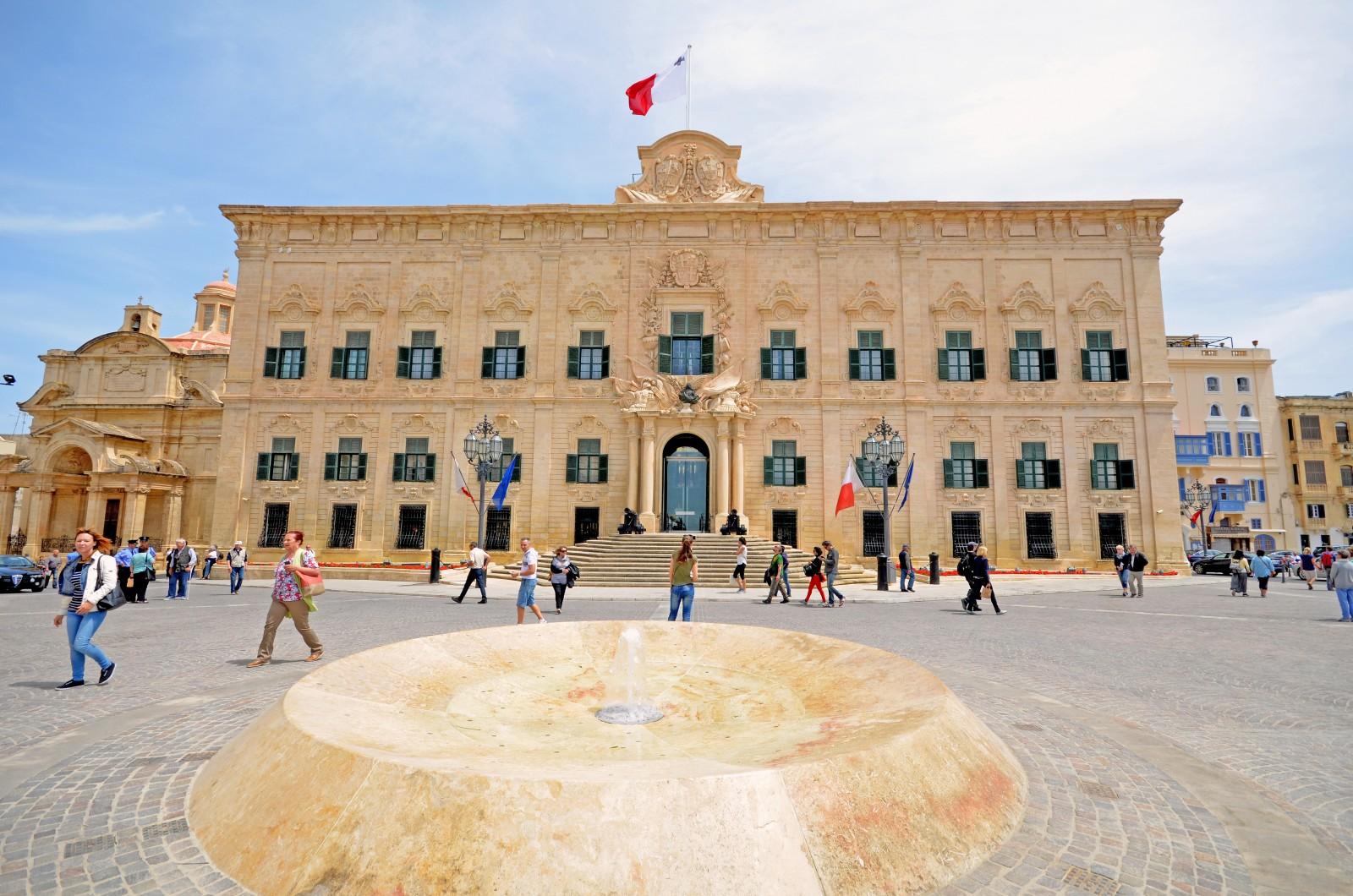 Castille_Square Malta