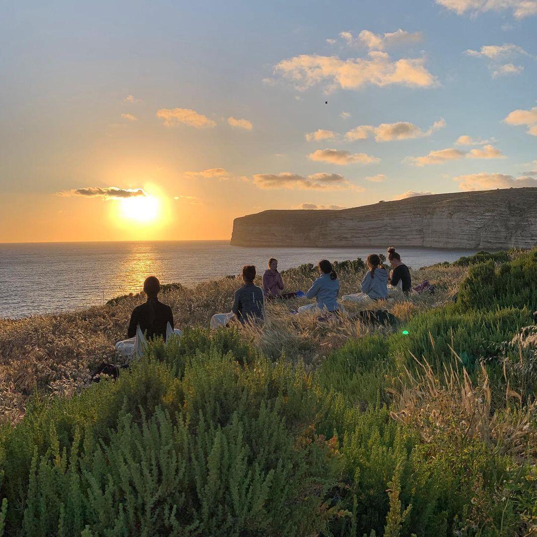 Yoga a gozo Malta