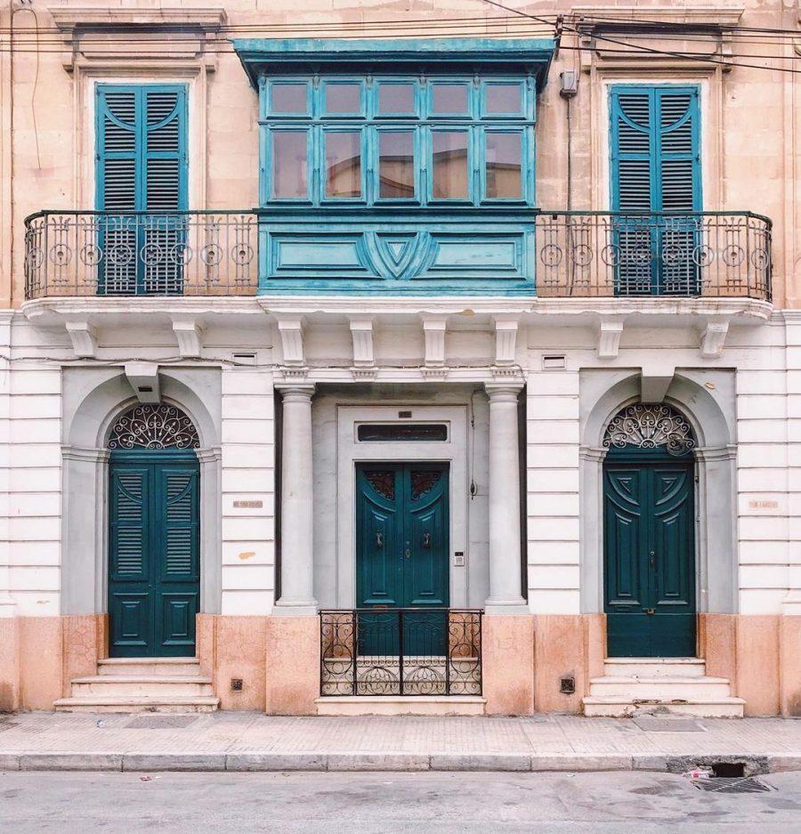 le porte di Malta
