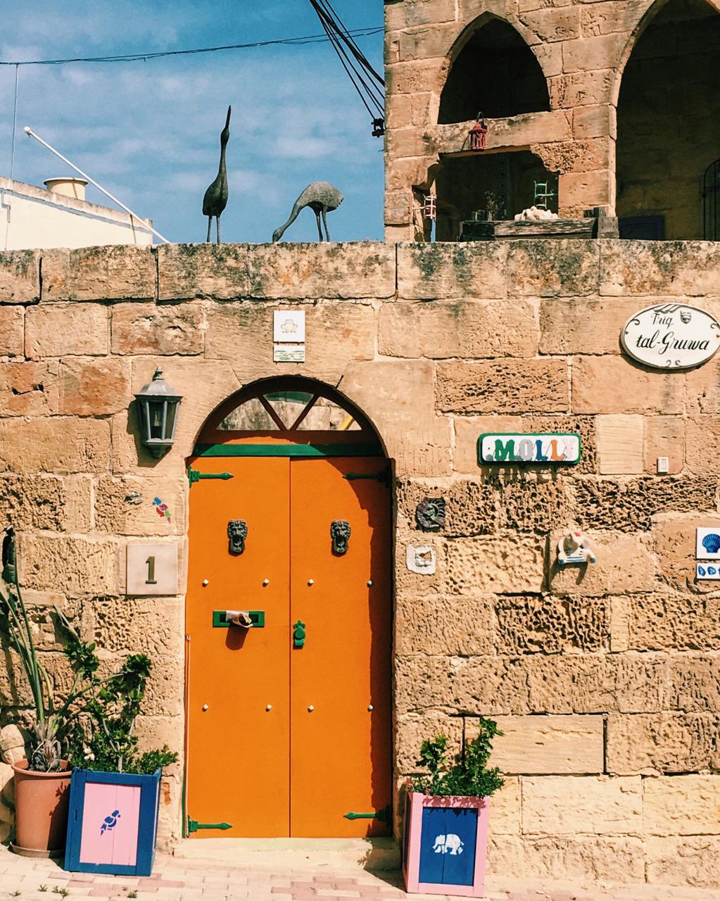 malta porte