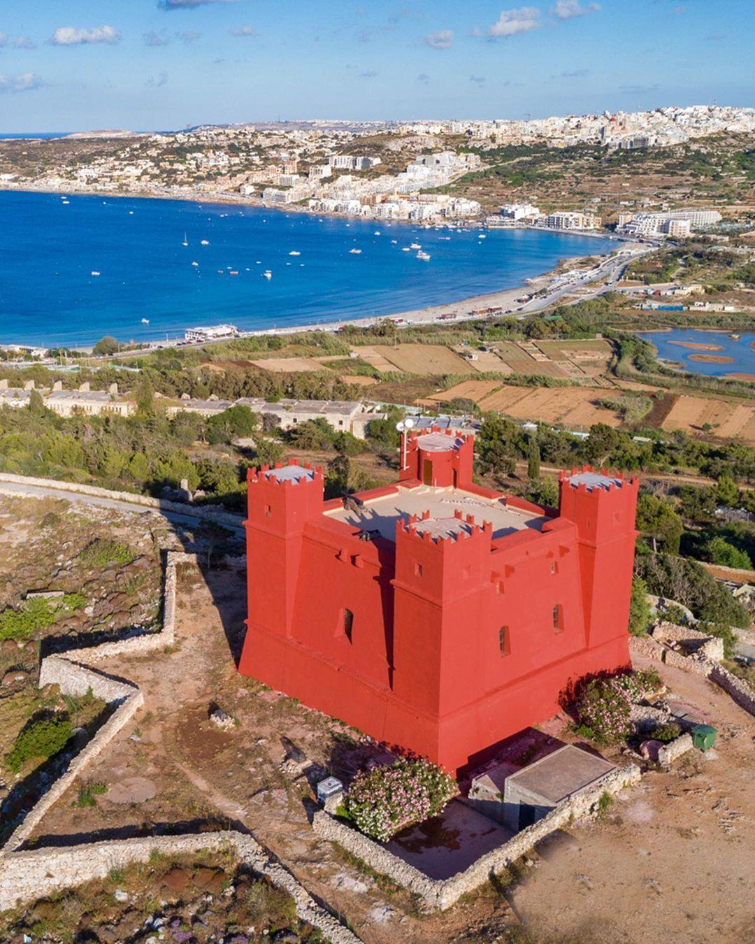 st Agatha Tower Mellieha
