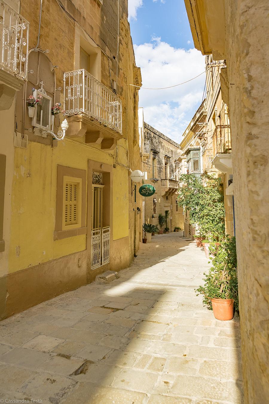 Malta - buone maniere